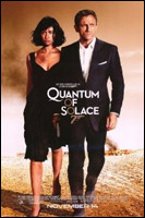 Quantum of Solace US One Sheet
