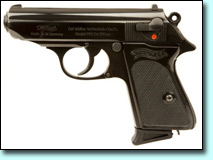 Walther PPK, James Bond's Gun of Choice