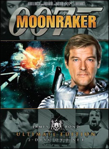 Moonraker Ultimate Edition DVD