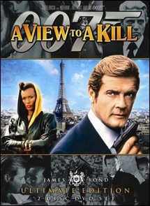 A View to a Kill Ultimate Edition DVD