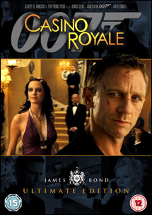 James Bond Tidbits: Ca...