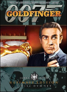 Goldfinger Ultimate Edition DVD
