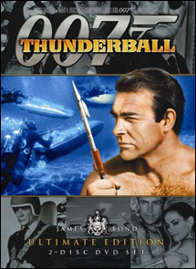 Thunderball Ultimate Edition DVD