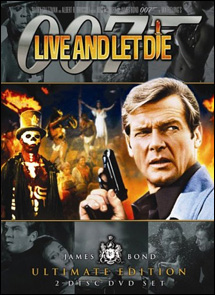 Live and Let Die Ultimate Edition DVD