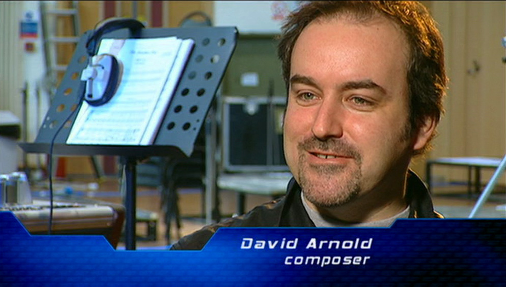David Arnold James Bond Composer