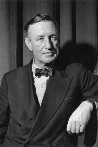 Ian Lancaster Fleming - creator of James Bond, 007